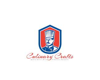 Culinary Crafts Kitchen Equipments Logo