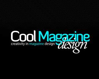Cool Magazine Design