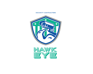 Hawk Eye Security Contractors Logo