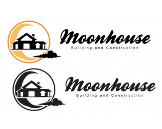 Moon House Building and Construction