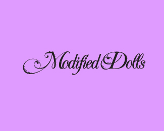 Modified Dolls Logo