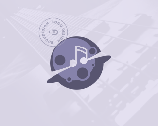 music planet by @edoudesign