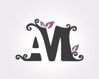 logopond logo brand identity inspiration a m logo