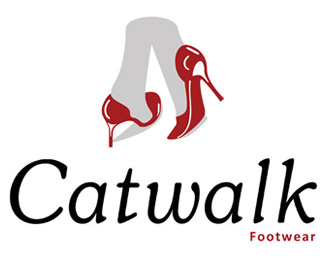 Catwalk Footwear Logo