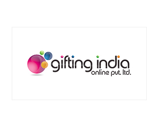 Gift Website Logo Design - India