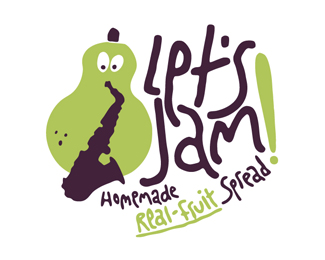 Let's Jam! Homemade Real-Fruit Spread