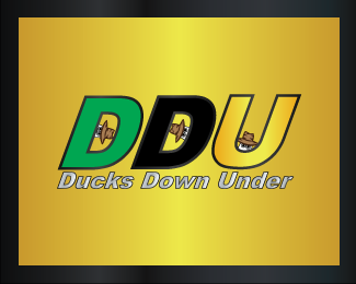 Ducks Down Under