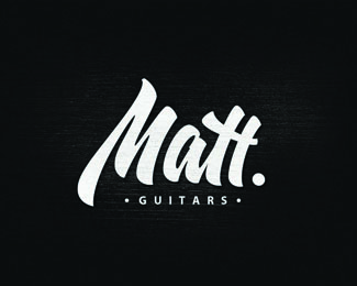 Matt guitars