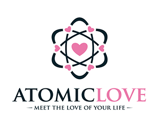 Atomic Love Logo