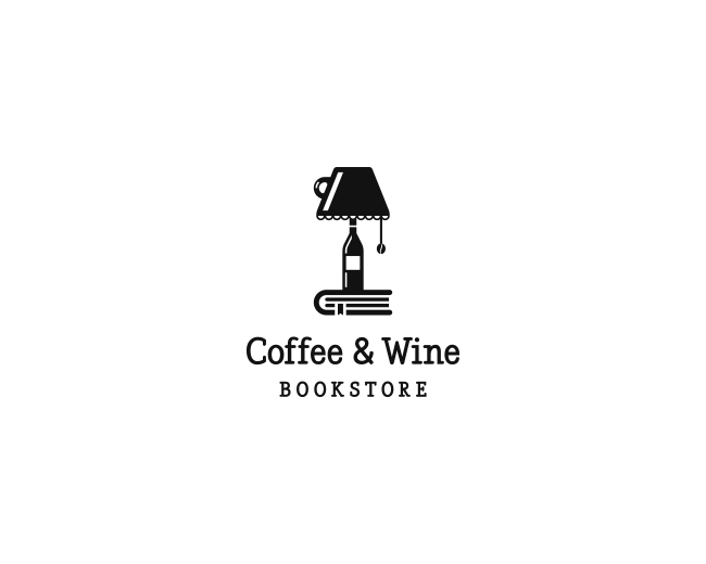 Coffe and Wine Bookstore