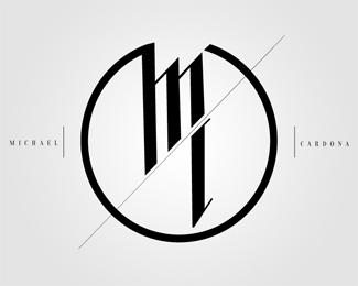 cardona personal brand branding logos circle logopond inspiration detail