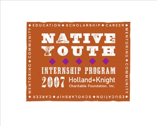 Native Youth Internship Program