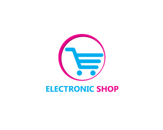 Electronic Shop Logo