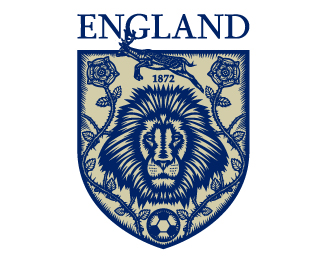 England World Cup Badge
