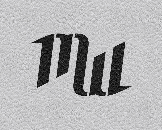 Ambigram Letter M W Monogram (Logo for sale)