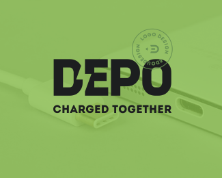 stand charger DEPO by @edoudesign