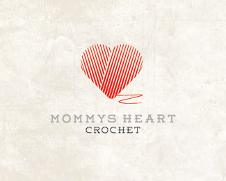 Mommy's Heart Crochet
