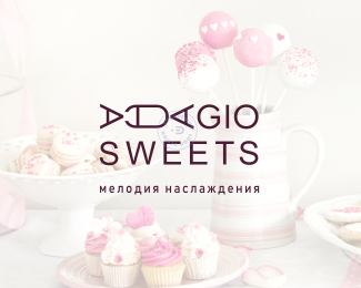 ADAGIO SWEETS by ©Edoudesign