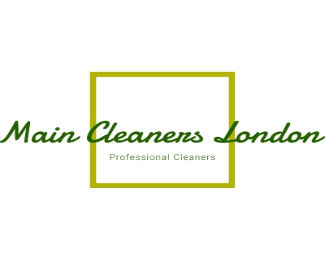 Main Cleaners London Logo