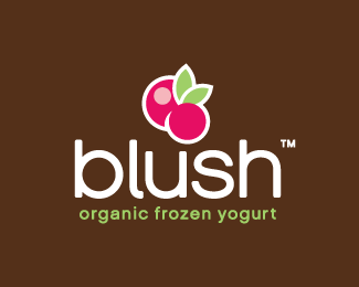 Blush Organic Frozen Yogurt