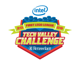 Intel 2008 First Lego League Tech Valley Challenge