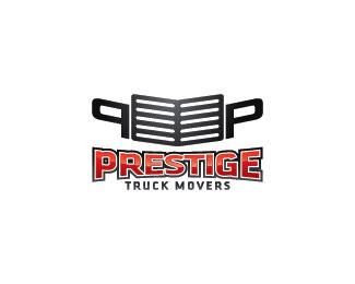 Logotipo de empresa de transporte