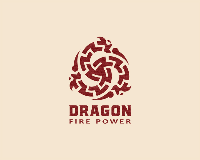 Threeheaded Dragon Logo
