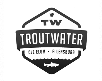 Troutwater Logo Series