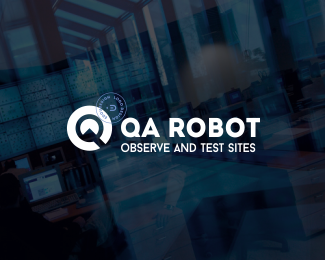 QARobot by ©Edoudesign | quality assurance