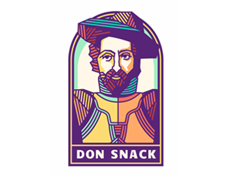 Don Snack [Logo /Mascot]