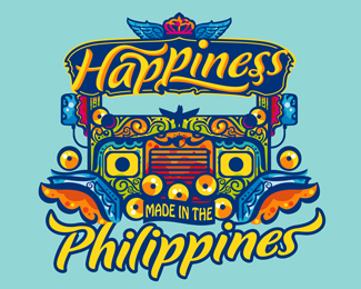 Happiness made in the Philippines