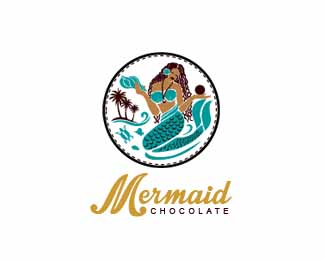 Mermaid Chocolate