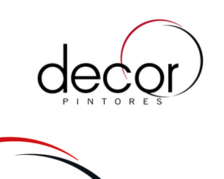 Logopond logo brand identity inspiration decor pintores for Decoration logo