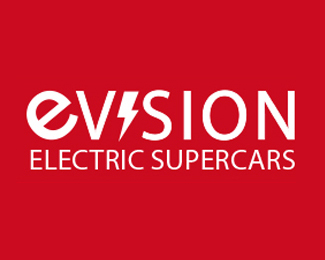 Logopond Logo Brand Identity Inspiration Evision Supercars Logo