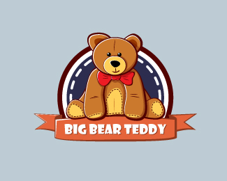 Big Bear Teddy