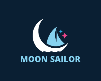 Moon Sailor Logo