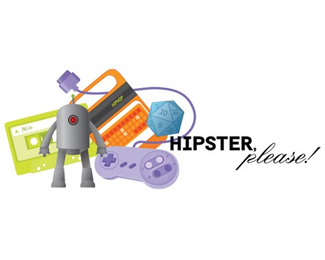 Hipster, please!
