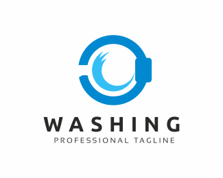 Washing Logo