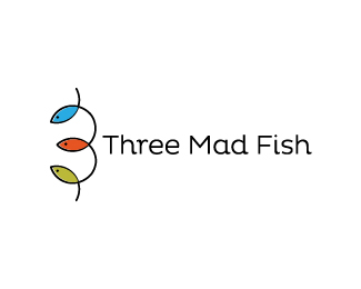 Three Mad Fish