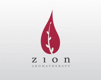 Logopond Logo Brand Identity Inspiration Zion Aromatherapy