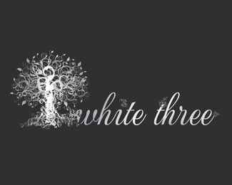 White Three