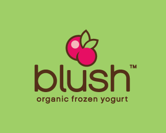 Blush Organic Frozen Yogurt (Alternate Colors)