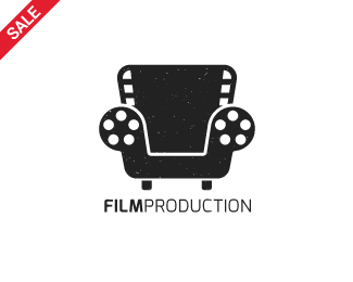 Film Movie Production Logo