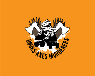 Books Axes Murderers