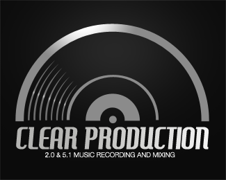 Clear Production Black