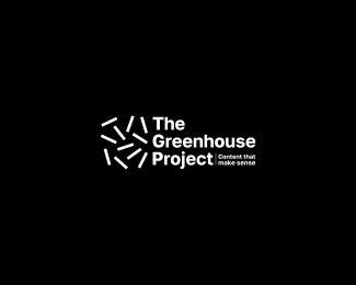 The Green House Project / Logo Design