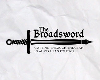 The Broadsword logo