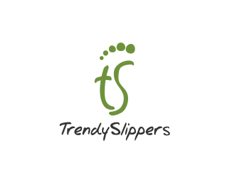 Footwear logo design