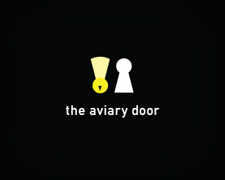 The Aviary Door