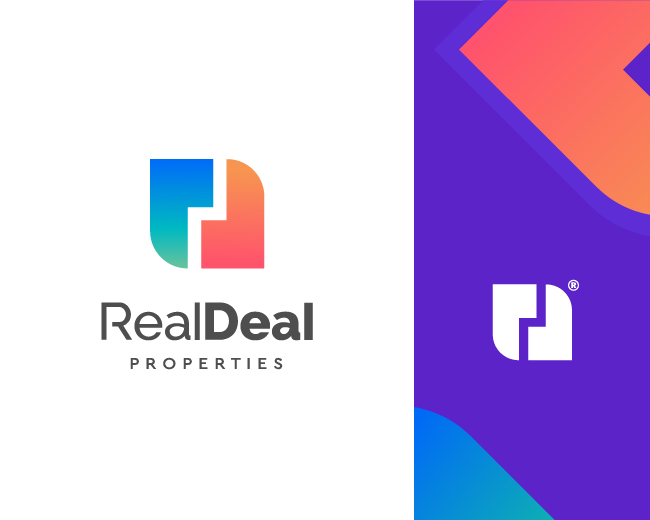 Real Deal (rd + deal + building from above)
